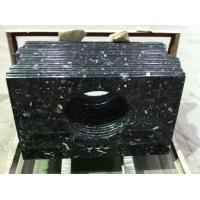 Buy cheap Nero Marquina artificial marble vanity tops from wholesalers