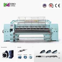 Buy cheap 943 Needle Computerized Quilting Machines X - Axis Movement 305mm from wholesalers