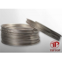 Buy cheap 1/4 Inconel 625 Seamless Hydraulic Control Line from wholesalers
