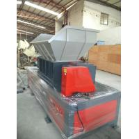 China Waste Recycling Plastic Shredder With Linear Vibrating Screen Plastic crusher machine / plastic grinder/ on sale