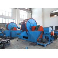 Buy cheap Rubber Tyre Shredding Machine 22 × 2KW with SGS CE Certification from wholesalers