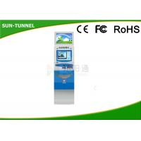 Buy cheap Self Service Software Dual Screen Kiosk Gift Card Dispenser Anti - Vandal 250cd / ㎡ from wholesalers