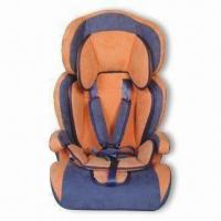 Buy cheap Baby Car Seat with Adjustable Headrest and Angle of Seat, ECE R44/04 Standard from wholesalers