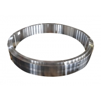 Buy cheap Electroplating 1.4057 5000mm  Turbine Guider  Forged Steel Rings from wholesalers