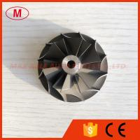 Buy cheap K03-029 53039880029 53039700029 Turbo compressor wheel for AUDI A4 1.8L from wholesalers