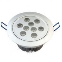 Buy cheap Cold White 80 Ra AR111 COB Recessed Led Spotlights 25w / 20w For Museum , RoHs from wholesalers