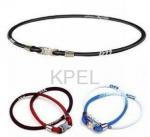 Buy cheap titanium health collar/phiten x50/phiten necklace from wholesalers