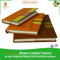 Buy cheap BWC-13-C tertiary colours fashion PU notebook from wholesalers