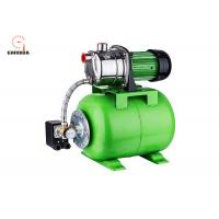 Buy cheap 1.5HP Convertible Water Jet Pump for Household Water System Garden Pump with pressure Tank from wholesalers