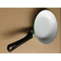 Buy cheap Ceramic Coating Fry Pan , Aluminum Nonstick Stamped Flat Pans from wholesalers