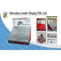 Buy cheap Promotional A4 Counter Greeting Card Display Stand With 2 Tier from wholesalers