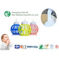 Wholesale Nipple Liquid Silicone Rubber Food Grade RH5350 - 40 High Transparency  for Baby Supplies from china suppliers