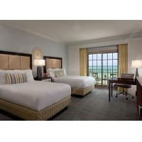 Buy cheap China High End Commercial Wood Panel Hotel Bedroom Furniture Sets from wholesalers