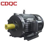 Wholesale 4 Pole Flange Mounted Motor Aluminum Shell Three Phase Variable Frequency from china suppliers