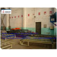 Buy cheap Fully Automatic Mgo Board Production Line With Crused Crop Straw from wholesalers