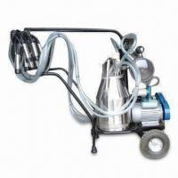 Buy cheap Portable Milking Machine, Convenient and Economical for Small or Medium Farm from wholesalers