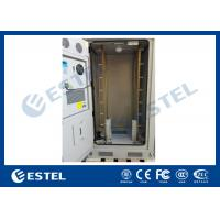 Air Conditioner Cooling Outdoor BTS Outdoor Cabinet With Environment Monitoring System Manufactures