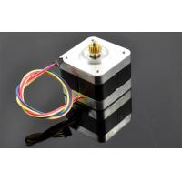 Buy cheap Custom 3D Printer Kits Servo Motor Nema 17 Two Phase Unipolar  / Bipolar Stepper Motor from wholesalers