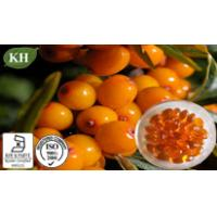 Buy cheap 100% Pure Sea Buckthorn Seed Oil CAS: 60-33-3 from wholesalers