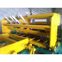 Buy cheap Guarding Fence Mesh Panel Welding Machine , Fencing Wire Making Machine For Bird Cage from wholesalers