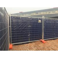 Buy cheap Acoustical Noise Barrier For Temporary Fence Panel In Construction Site from wholesalers