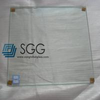 Buy cheap 4mm ultra clear/silkscreen/acid etched tempered glass cutting board shenzhen factory from wholesalers