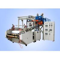 1500mm Cling Stretch Film Mother Roll Extruder Machine With Automatic Cutting And Rewinding Manufactures
