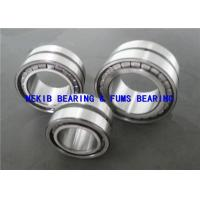 Buy cheap Steel Brass Nylon Cage Full Complement Cylindrical Roller Bearings With Single Row from wholesalers