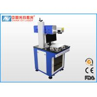 Buy cheap Snaps Buttons CO2 Laser Marking Machine , 20 Watt Co2 Laser Marker from wholesalers