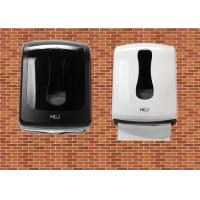 Buy cheap Wall Hanging Bathroom Towel Dispenser , Streamline Cover Paper Towel Wall Dispenser from wholesalers