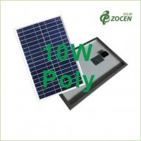 PV Solar Modules 10W and Poly 10W Solar Panel for Charging 12V Battery Manufactures