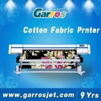 Buy cheap 100% cotton printing fabric directly textile roll to roll printer from wholesalers