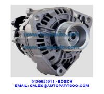 Buy cheap 0120655011 - Bosch Alternator 24V 110A  0 120 655 011 from wholesalers