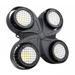 Buy cheap 4x100w Led Blinder Light 30° Beam Angle 85 CRI  AC100-240V 50/60Hz from wholesalers