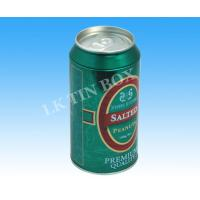 Buy cheap Promotional Coca Cola Round Tin Box , Round Tin Cans ISO9001 2008 from wholesalers