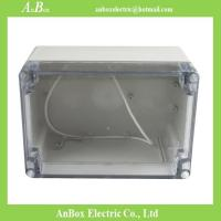 Buy cheap 160*110*90mm IP65 Clear Waterproof Enclosure Electrical Box from wholesalers