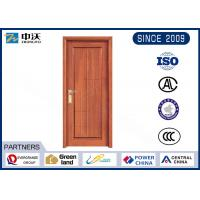Wholesale High Safety Luxury Fireproof Interior Door With Two Pannels Corrosion Prevention from china suppliers