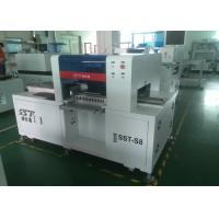 Buy cheap T5 T8 Tube Light Pick And Place Equipment , High Precision LED SMT Machine from wholesalers