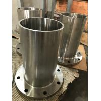 Buy cheap Stainless Steel Long Weld Neck Flange Flat Face Astm A182 8 Cl150 S32750 from wholesalers