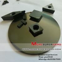 Buy cheap PCD blank for cutting tool   gina@moresuperhard.com from wholesalers