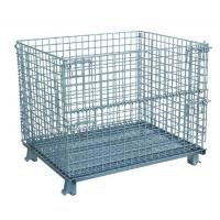 Wholesale wire container,wire mesh cages for industry from china suppliers