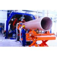 Buy cheap Continuous Grp Pipe Winding Production Line from wholesalers
