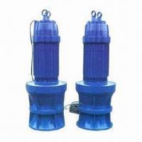 Buy cheap Submersible Axial Mixed Flow Pump with 1 to 30m Head Range from wholesalers