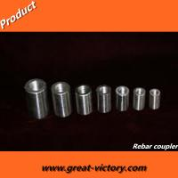 China Rebar Connector,45 # carbon steel  couplers on sale