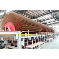 Buy cheap High Productivity Full Automatic MDF (Medium Density Fiberboard) Production Line from wholesalers