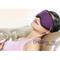 Buy cheap 3D Health Medical Massage USB Far Infrared Heating Eye Mask for Eye Relief Stress Improve Sleep from wholesalers