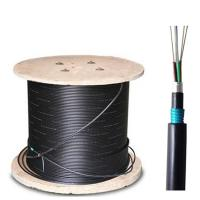 Buy cheap Direct Burial Bulk Fiber Optic Cable Double Jacket Rodent Resistant Underground Duct from wholesalers