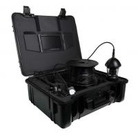 Buy cheap 100M/50M Underwater Fishing Diving Checking CCTV Video Camera with 360 degree rotating from wholesalers