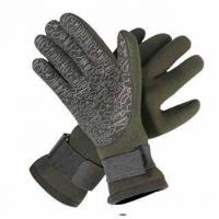 Buy cheap Neoprene Gloves Fishing Glove Diving Gloves Skidproof Glove from wholesalers