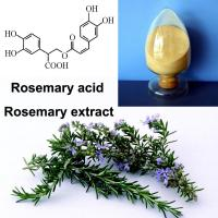 Buy cheap Fine Powder Rosemary Leaf Extract Slightly Water Soluble Carnosic Acid Ursolic Acid from wholesalers